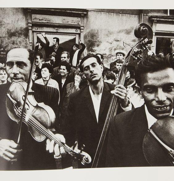 Gypsy Musicians France