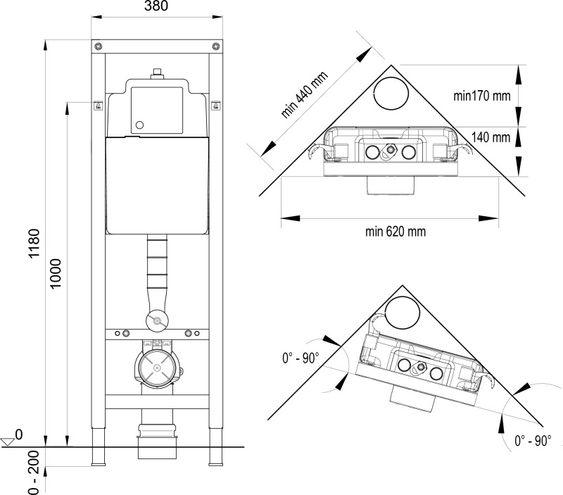 Montagetekening GA34264