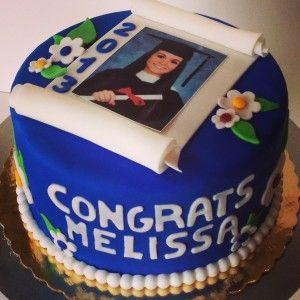 Graduation Cake