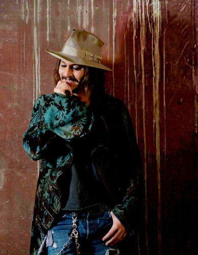 J. Depp <3 - johnny-depp Photo