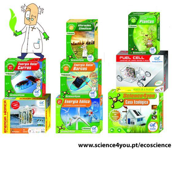 Science4You: Brinquedos didácticos criados pela Faculdade de Ciências de Lisboa