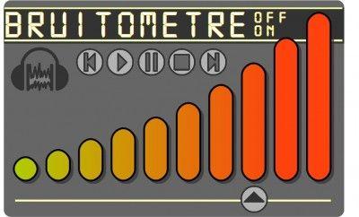 Bruitomètre. La 1ère fois que la petite flèche va dans le rouge, 1 minute de silence (rattrapée sur le temps de la récréation), 2ème fois, arrêt définitif de l'activité (jeu, atelier, ...).