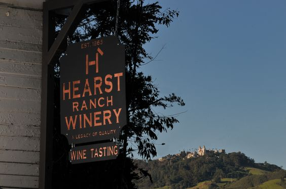 View from the tasting room