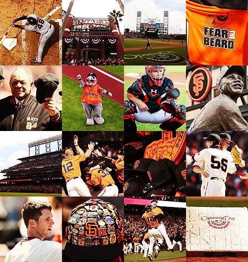 Giants Collage!!