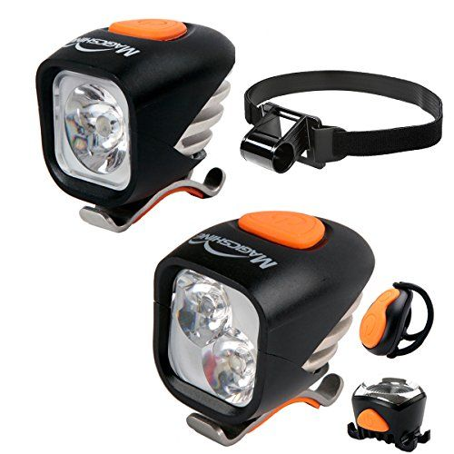 Magicshine Premium Mtb Enduro Bike Light Kit 1600 Lumen Max
