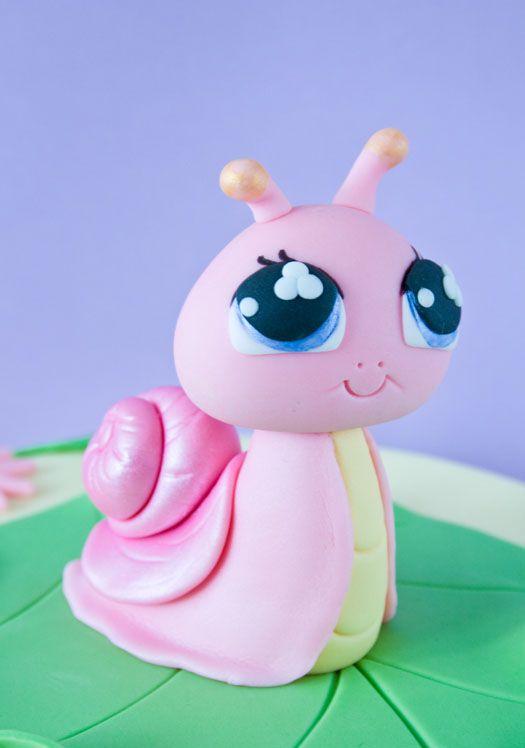 Birthday Cakes Birthdays And Snails On Pinterest