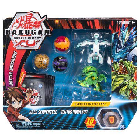 Toys Collectible Cards Battle Bakugan Battle Brawlers