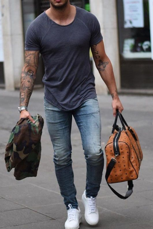 gym after work // mens health // fitness // gymbag // mens accessories //