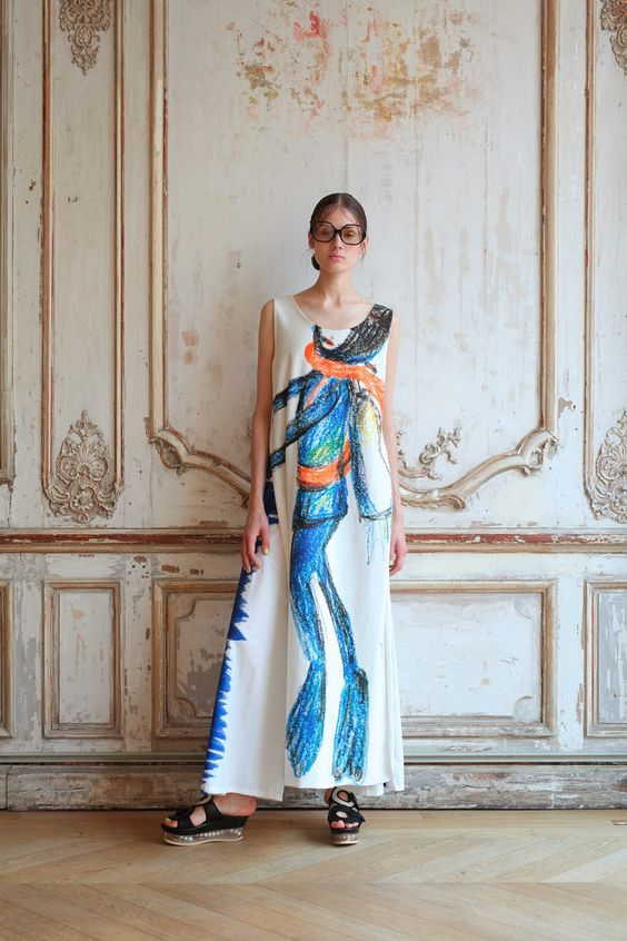 Tsumori Chisato Spring 2016 Ready-to-Wear Fashion Show