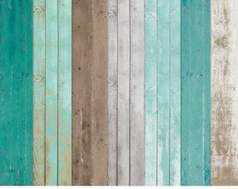 Beach Bathrooms Distressed Wood And Paper Packs On Pinterest