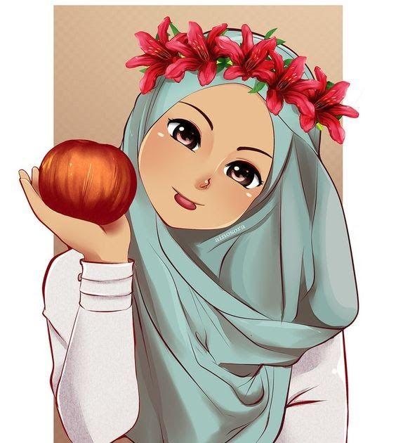 13 Wanita Berhijab Gambar Cewek2 Cantik Lucu Kartun Hijab 100 Gambar Kartun Muslimah Tercantik Dan Manis Hd Kuliah Desain Di 2020 Ilustrasi Karakter Kartun Animasi