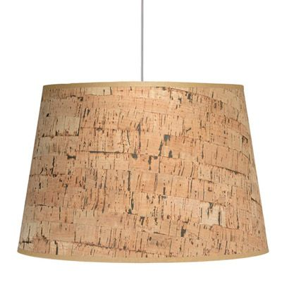 Jamie Young Lighting Pendant Cone Large @Sarah Nasafi Grayce