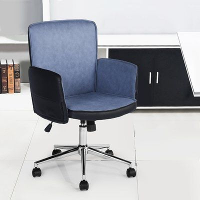 Wrought Studio Peninsula Task Chair In 2020 Home Office Chairs