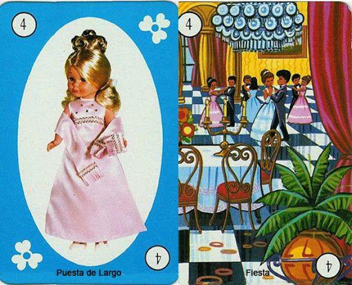 La Muñeca Nancy: LA BARAJA DE NANCY