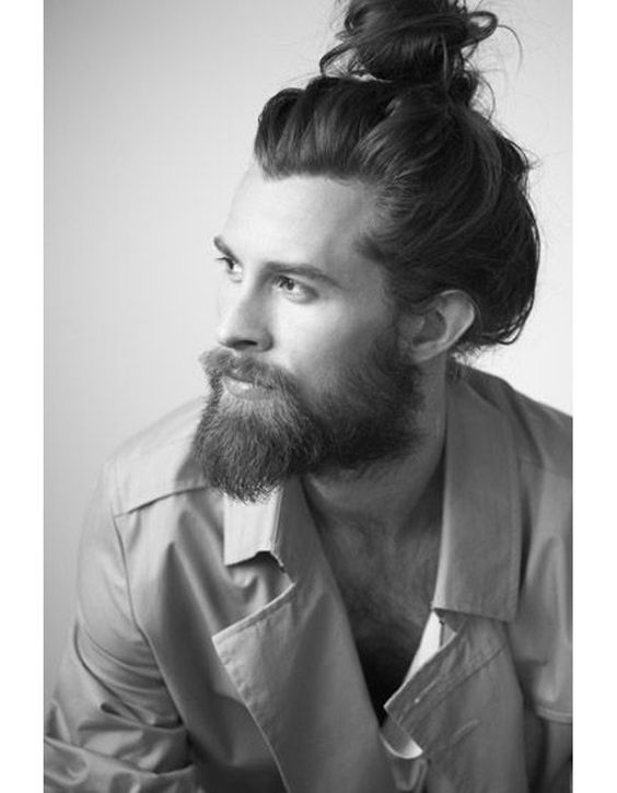 Coupe homme cheveux long hiver 2015