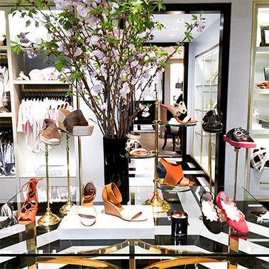 Shop Fivestory | While space is tight, she brings together an impeccable edit of men's, women's, and kid's clothing plus gorgeous jewelry, shoes, bags, and home goods.