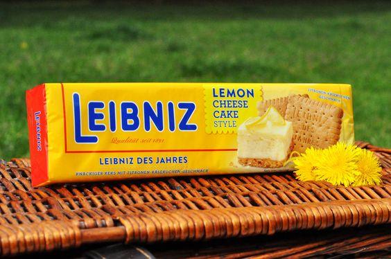Trommelwirbel, hier kommt er: Der Leibniz des Jahres 2015! Denn dem knackigen Keks mit erfrischendem Zitronen-Käsekuchen-Geschmack kann einfach niemand lange widerstehen ...