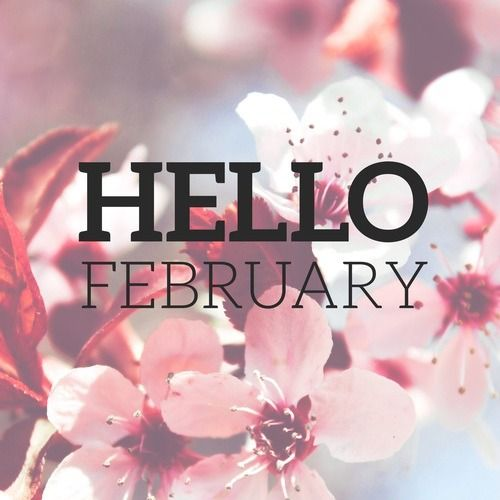 Hello Februari...