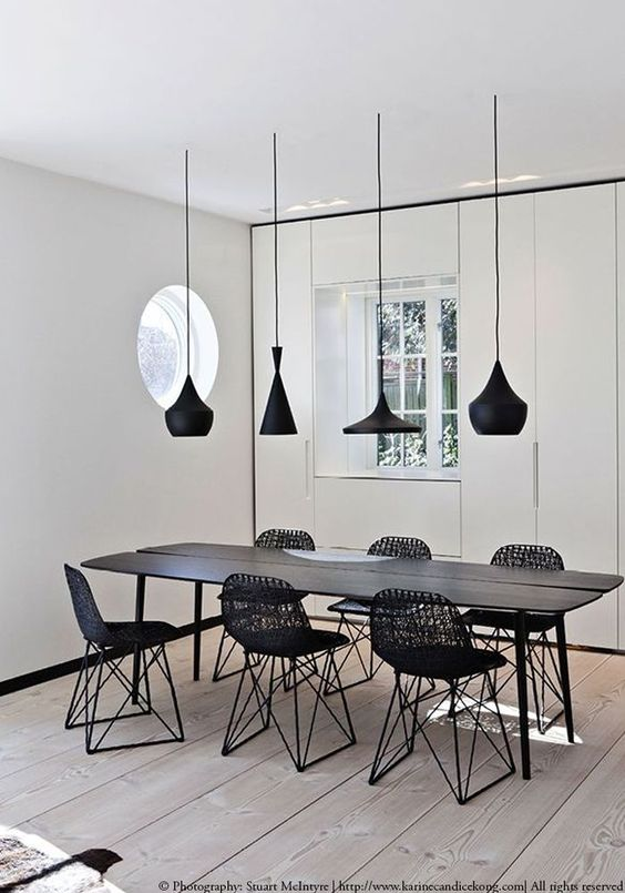 Pendant Lights For Dining Room Cool Design Inspiration