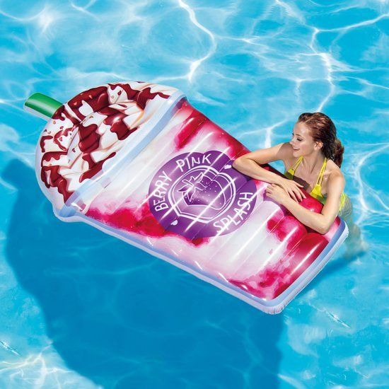 The Future Looks Bright Because Starbucks Just Released Its Crystal Ball Frappuccino Cute Pool Floats Cool Pool Floats Pool Floats