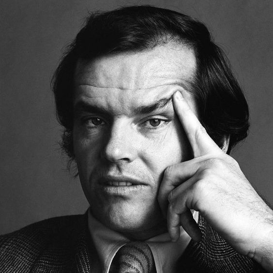 Jack Nicholson - Easy Rider, On A Clear Day You Can See Forever, One Flew Over the Cuckoo's Nest, Tommy, The Shining, The Postman Always Rings Twice, The Witches of Eastwick, Batman, A Few Good Men, Mars Attacks!, As Good as It Gets, Something's Gotta Give, The Departed