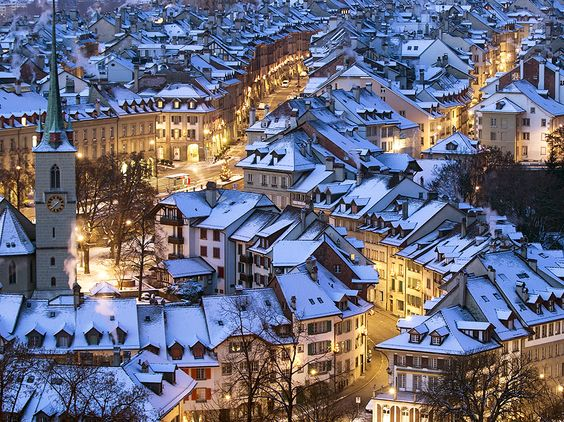 1001 Places I'd Like to visit before I die #15 – Bern