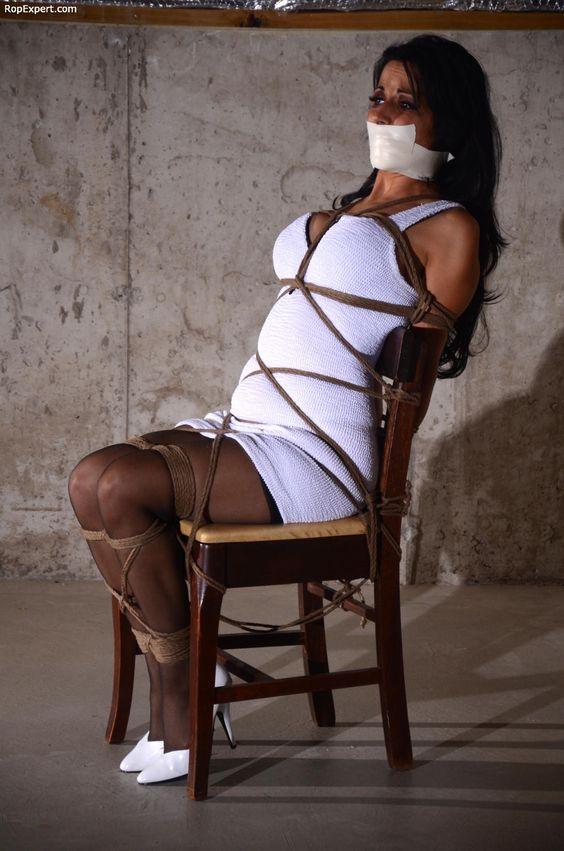 I love bondage, gags and lingerie. The tighter the gag the better. This  blog is my outlet to show Mister I can be just as big of a perv as him ...