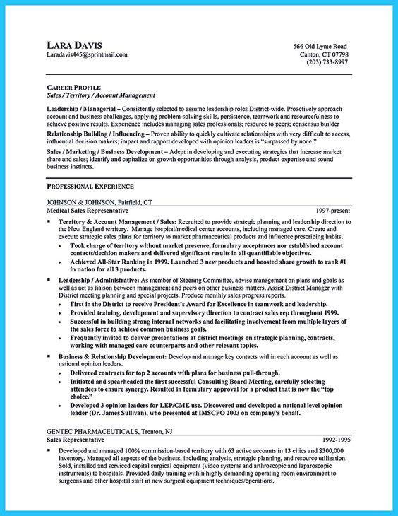 Sample Resume Sales Management Professional -   resumesdesign - sample resume sales territory account management