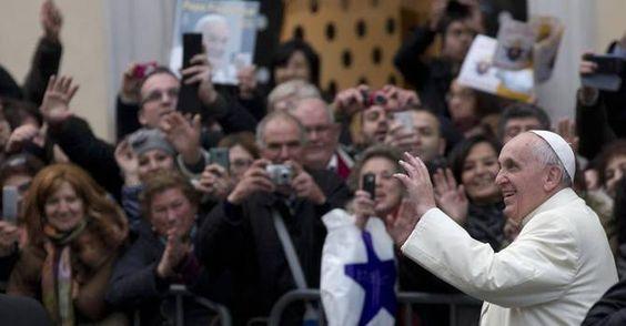 Pape François - Pope Francis - Papa Francesco - Papa Francisco - Papa Francesco in piazza di Spagna