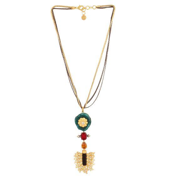 Chlorella Necklace