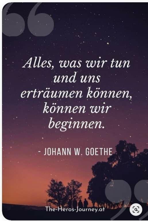 Pin Von Karin Ben Abdallah Auf Spruche In 2020 Goethe Zitate Inspirierende Zitate Und Spruche Zitate