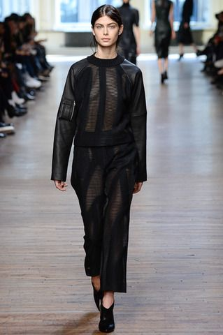 Yigal Azrouël Fall 2014 Ready-to-Wear Collection Slideshow on Style.com