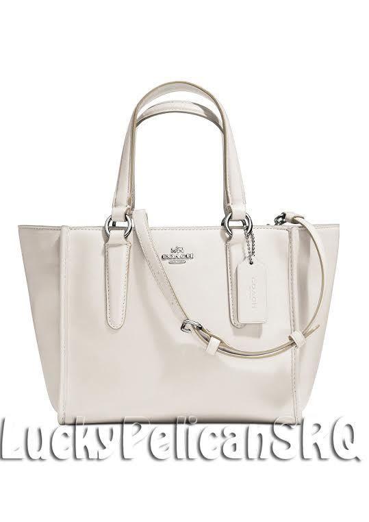 Germany Coach White Bag 10018 16e91