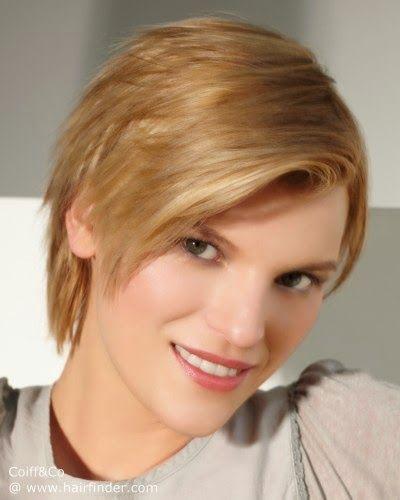 peinados y tendencias de moda cortes de pelo corto para mujeres