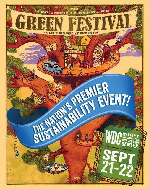 Green Festival Washington DC Sept 21-22, 2013 | #Event Celebrate Living Green!