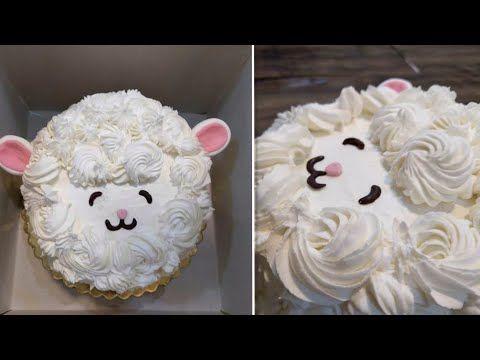 اصنعي كيكه عيد الاضحى في منزلك وابهري ضيوفك Eid Aladha Cake How It Make Youtube Cake Eid Food