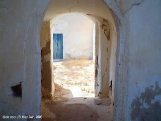 Djerba la douce: Houch à El May (Maison traditionnelle)