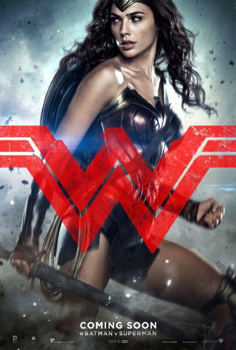 Batman vs Superman- Wonder Women Dawn of Justice