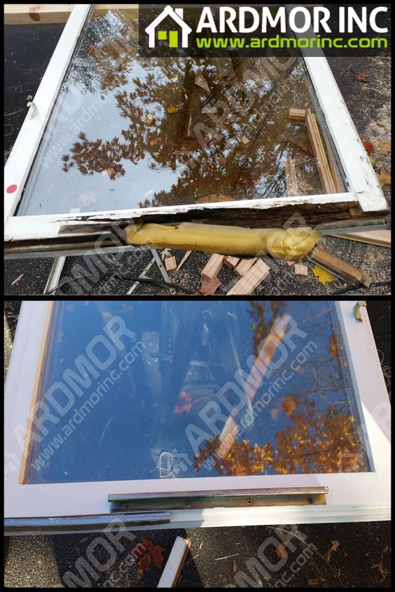 Rotten casement window sash replacement look how it was for Window replacement estimate