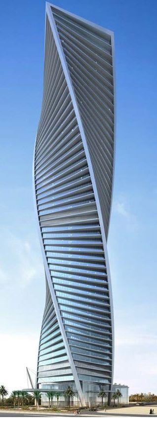 Al majdoul tower riyadh saudi arabia by zeidler for Architecture 54