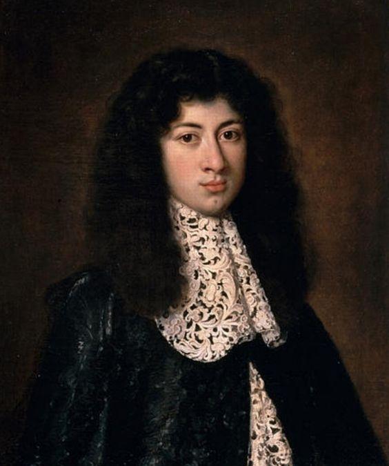 Jacob Ferdinand Voet (1639�1689.1700 Flemish) � Portrait of Bertrand de Souhigaray: