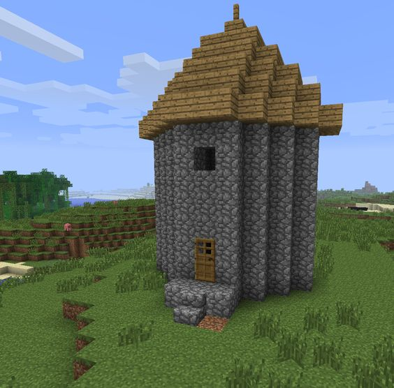 Easy andcool things to build in survival craft things to - Things to know when building a house ...