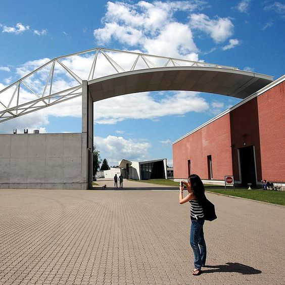 Architecture by Alvaro Siza | Vitra Design Museum by Mirage Bookmark, via Flickr