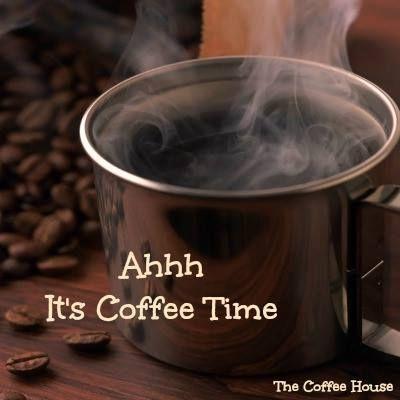 Love coffee time!!