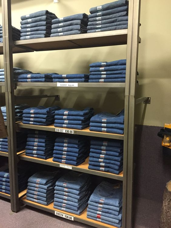 Looking for Carhartt jeans?  We have what you want!