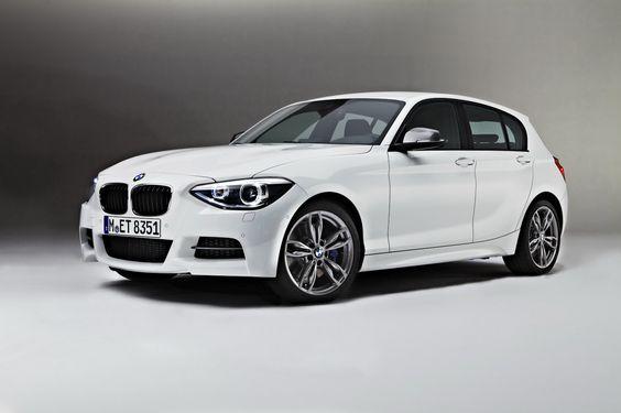 La BMW 114i
