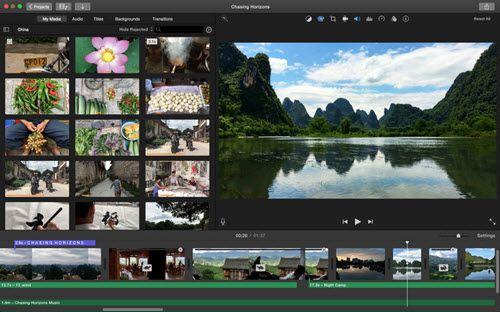 Movie editor for mac