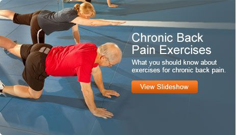 lower back pain exercises and other treatments to reduce