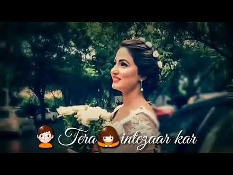 Hina Khan Whatsapp Status Awesome Song Lyrics Youtube In 2020 New Whatsapp Status New Whatsapp Video Download Love Song Quotes