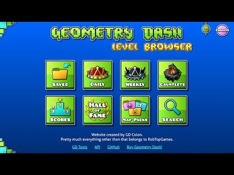 How I Made A Geometry Dash Website Youtube Dash All Codes Create Website